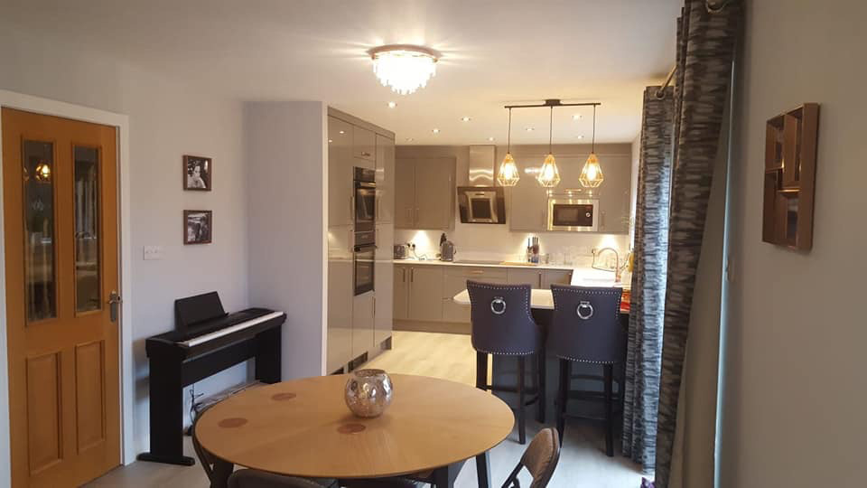domestic electrical - kitchen rewire Bacup