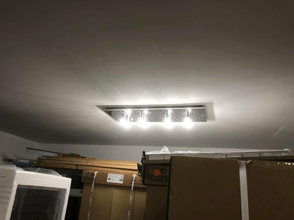 Domestic Electrical lighting